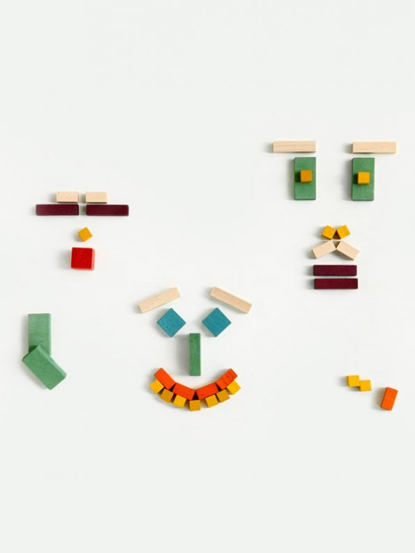 Mini Cubes Prisme