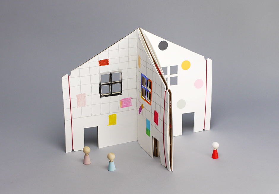 Rock & Pebble The Dollhouse Book