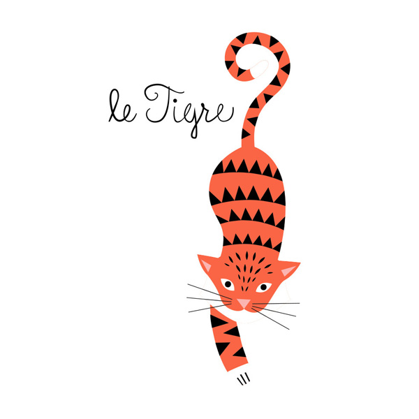 Tattyoo Le Tigre Tattoo