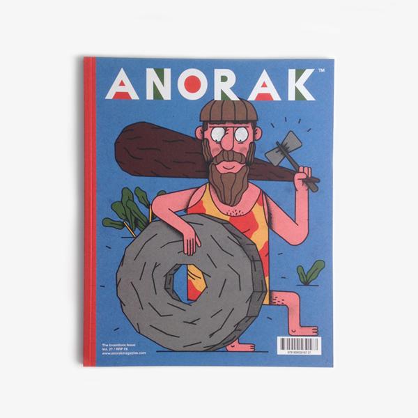 anorak magazine inventions moon picnic