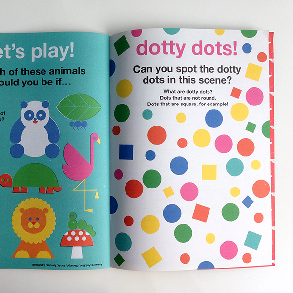 DOT - The Shapes Issue