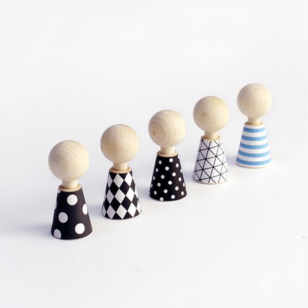 Modern Pebbles
