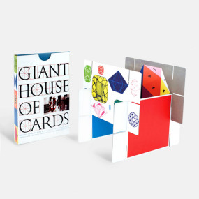 Giant House of Cards Eames