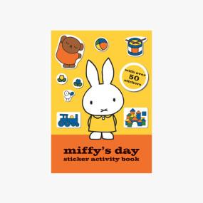 Miffy's Day Sticker Activity Book - Mr P Shop