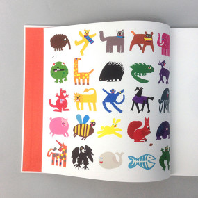 Anteaters to Zebras book by Alan Fletcher