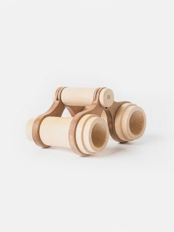 Wooden binoculars Heirloom Toy