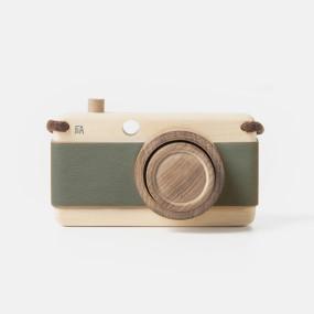 Fanny & Alexander wooden camera