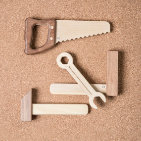 Wooden Tool Set by Fanny & Alexander