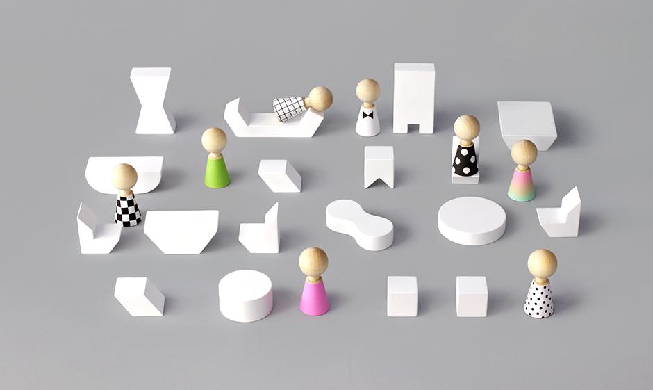Mini Furniture by Rock & Pebble