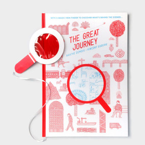The Great Journey by Agathe Demois and Vincent Godeau