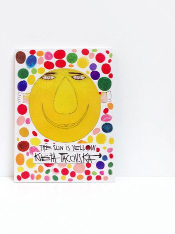 The Sun is Yellow by Kveta Pacovská
