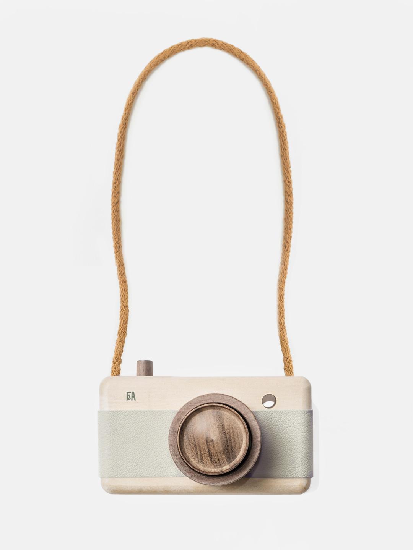 Wooden Camera - Mineral Green