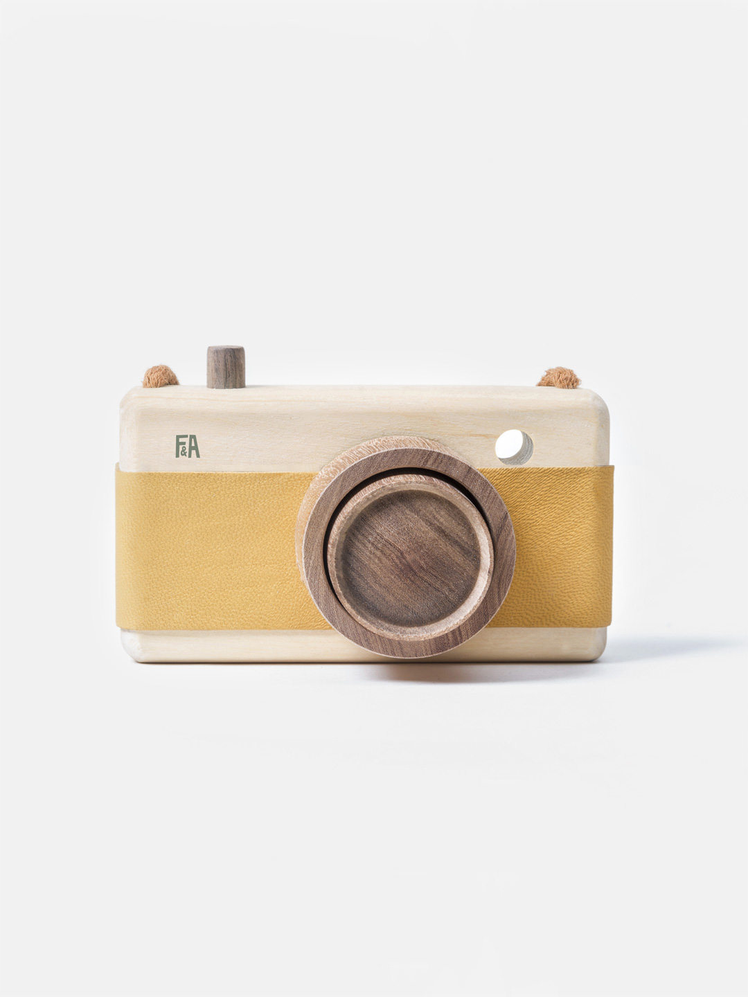 Wooden Camera - Sunflower Yellow