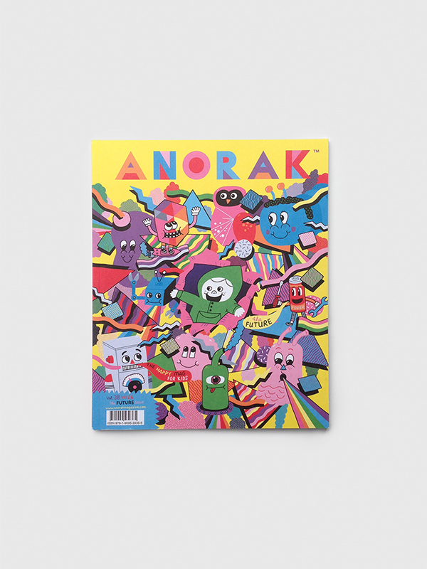 Anorak Magazine - The Future