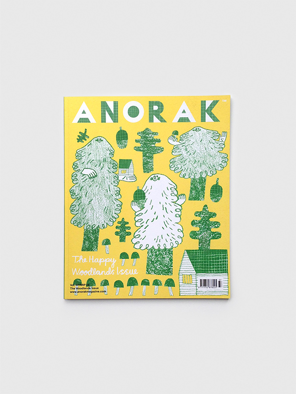 Anorak Magazine - Woodlands
