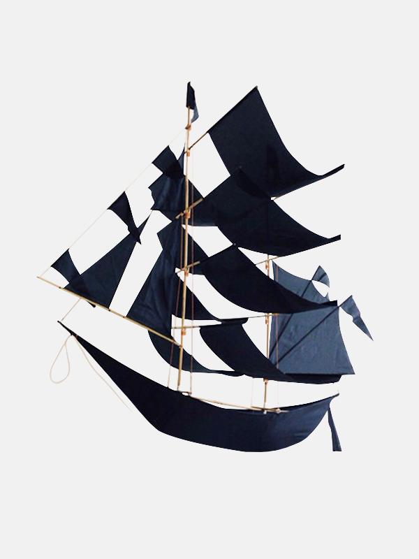 Large Ship Kite - Flying Dutchman