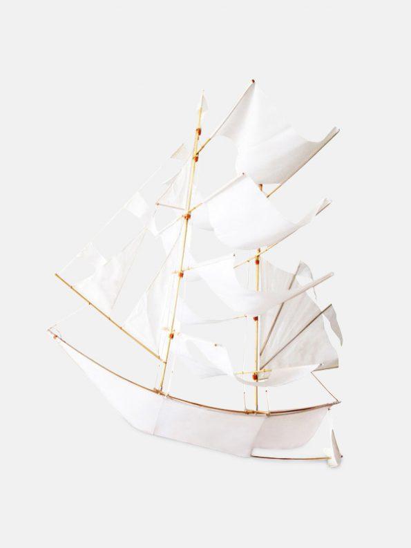 Large Ship Kite – Ghost ship
