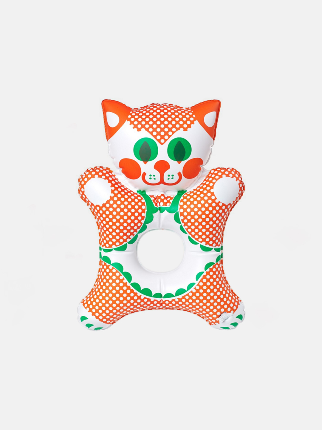 Kitty Inflatable Grip Toy