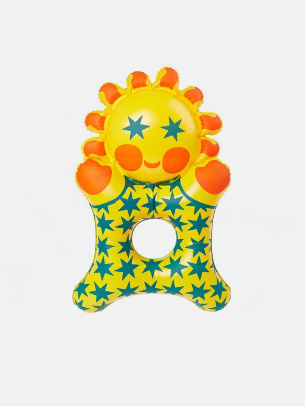 Little Sun Inflatable Grip Toy