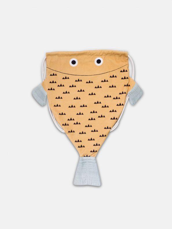 Mustard Monkfish Backpack