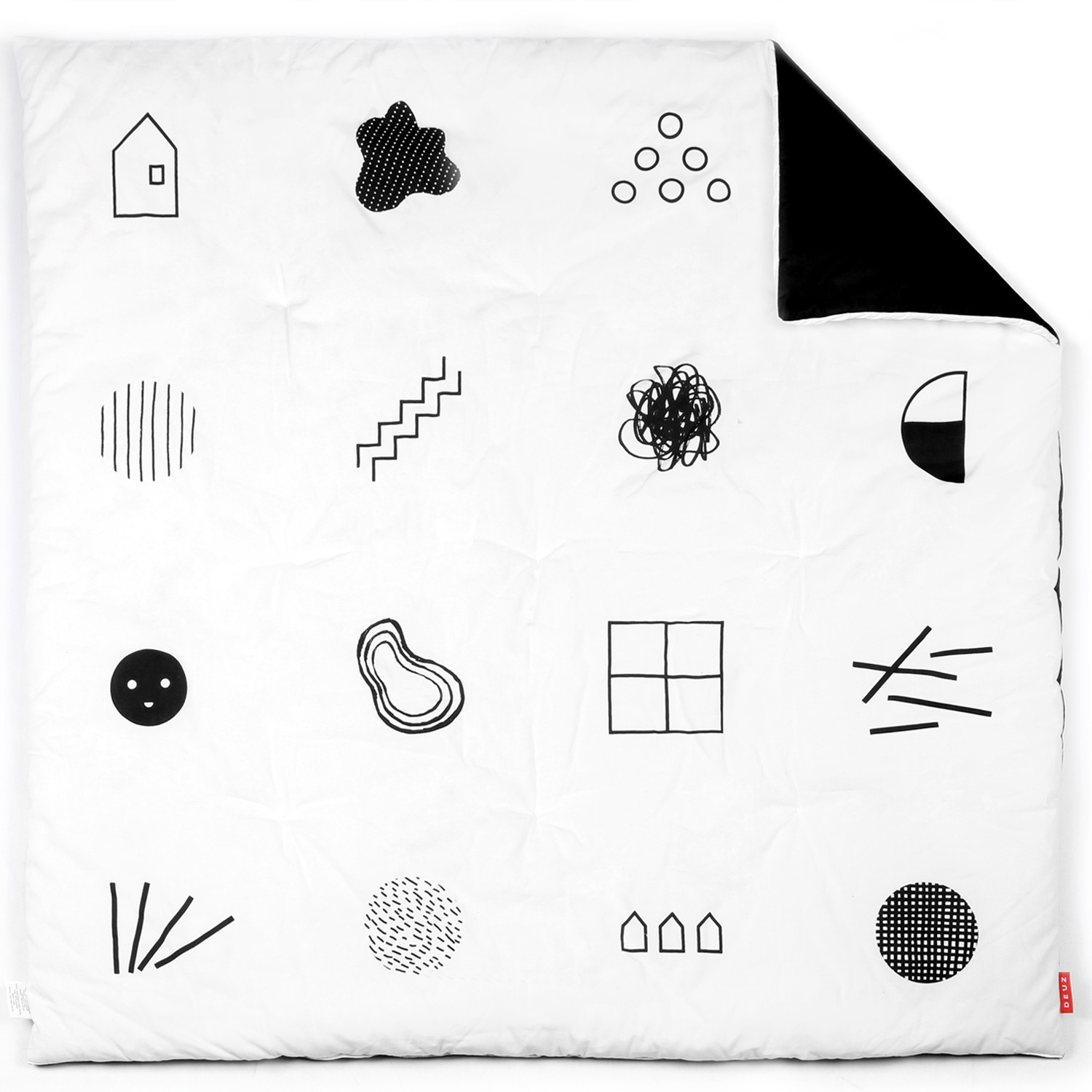 Cosy Baby Mat - Graphics