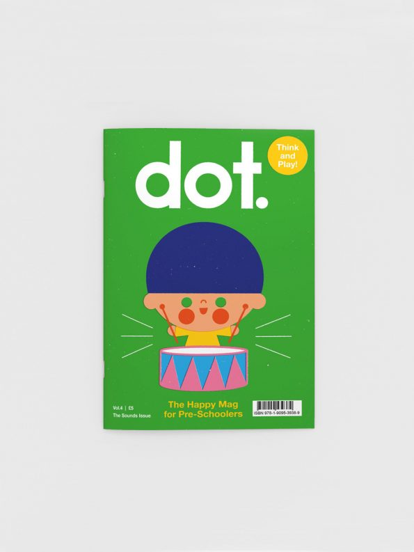 DOT – The Sounds Issue