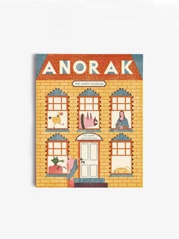 Anorak Magazine - The Happy Museum