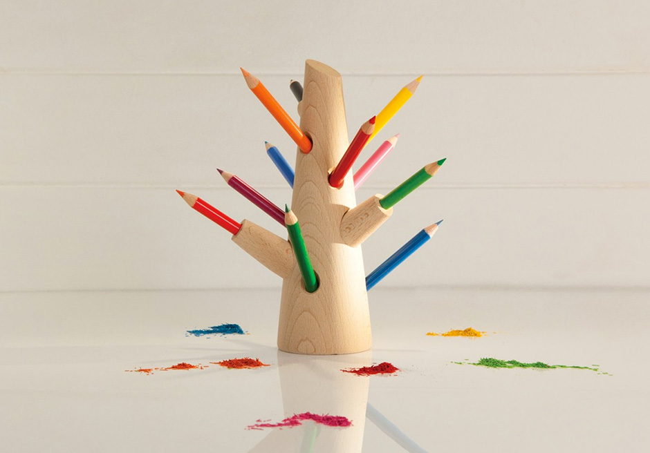 Pencils Tree