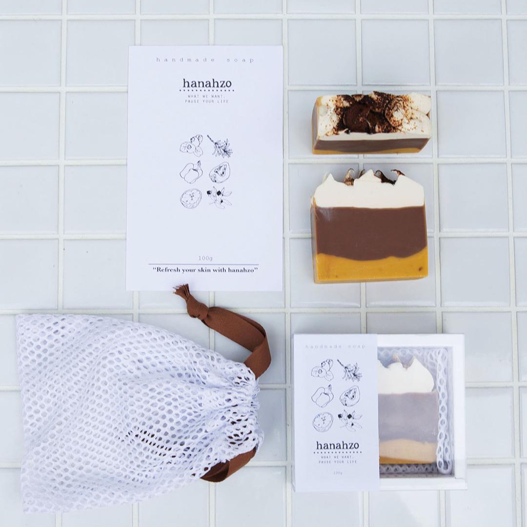 Cacao again - Handmade Soap