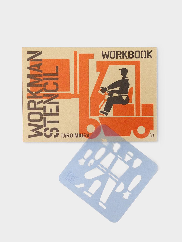 Workman Stencil