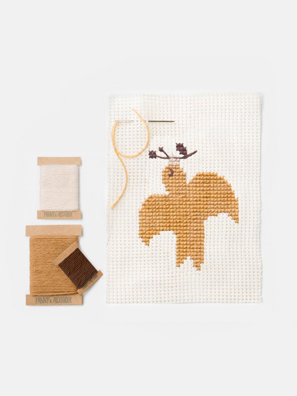 Cross Stitch Kit - Dove