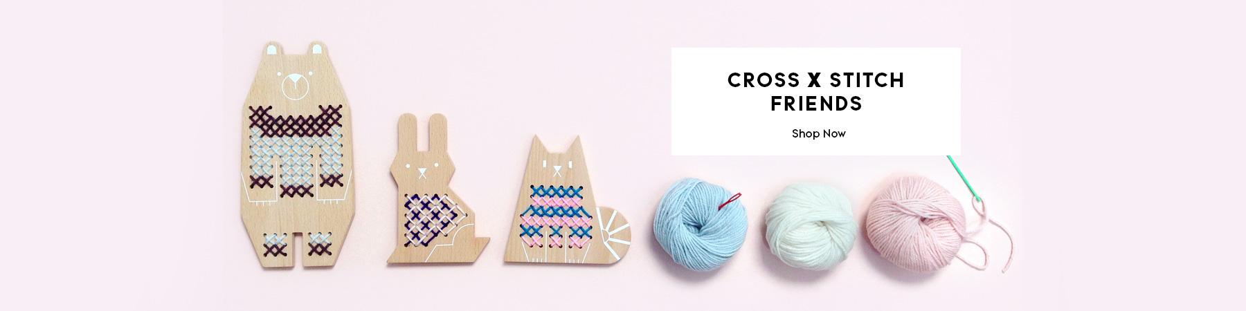 Cross Stitch Friends