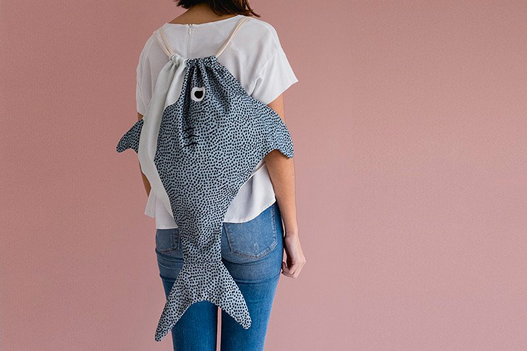 Don Fisher - Adult Shark Backpack