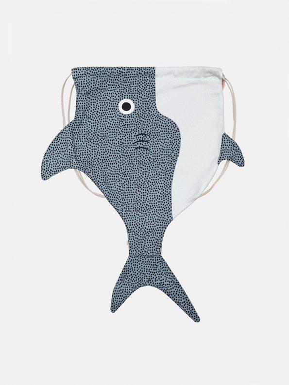 Great White Shark backpack – Adult
