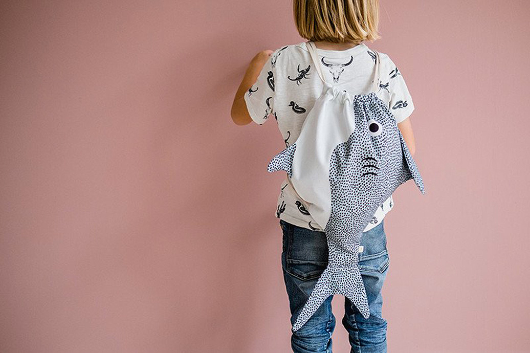 Don Fisher - Shark Backpack