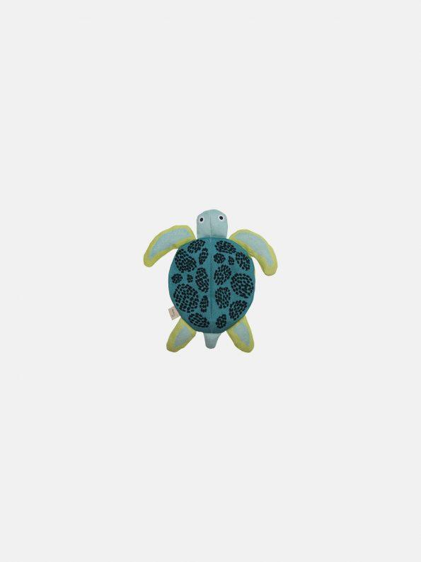 Green Baby Turtle Purse