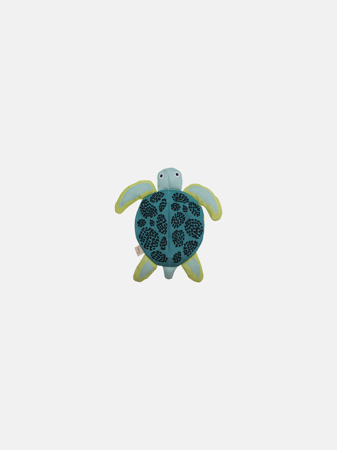 Green Baby Turtle Purse
