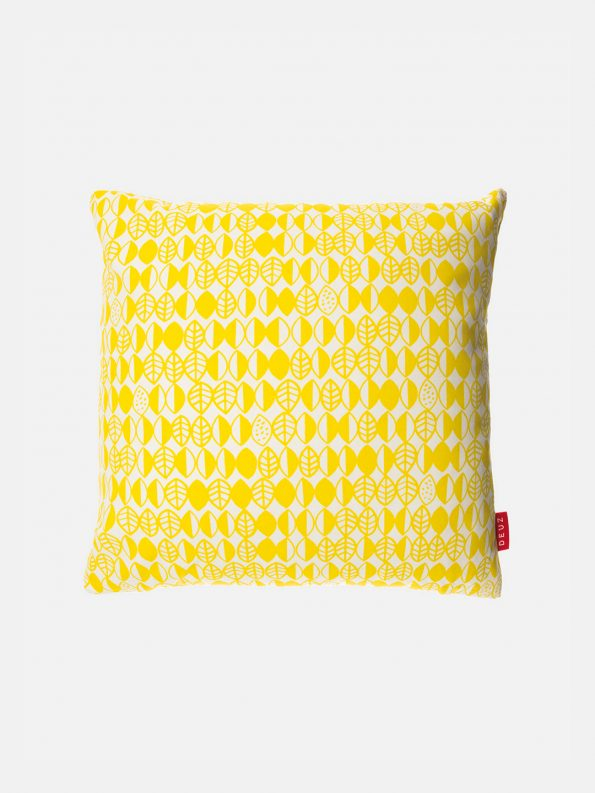 Cushion – Yellow Leaves