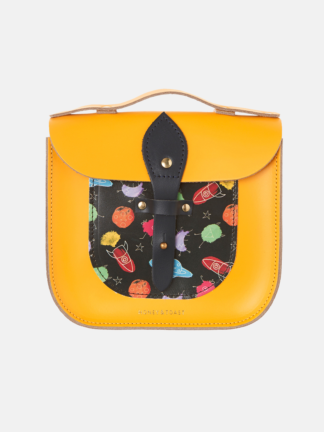 Rocket Scooter Satchel - Space