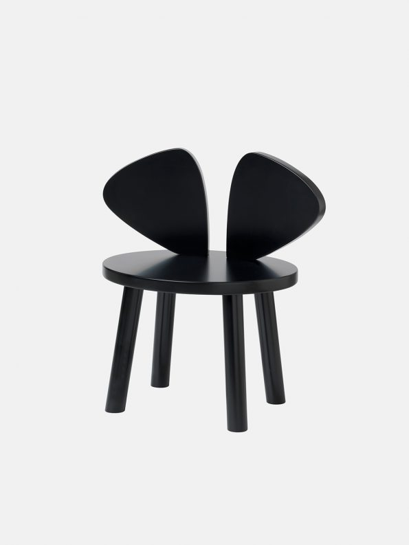 Mouse Chair – Black