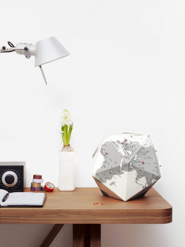 HERE The Personal Globe by Cities – Small
