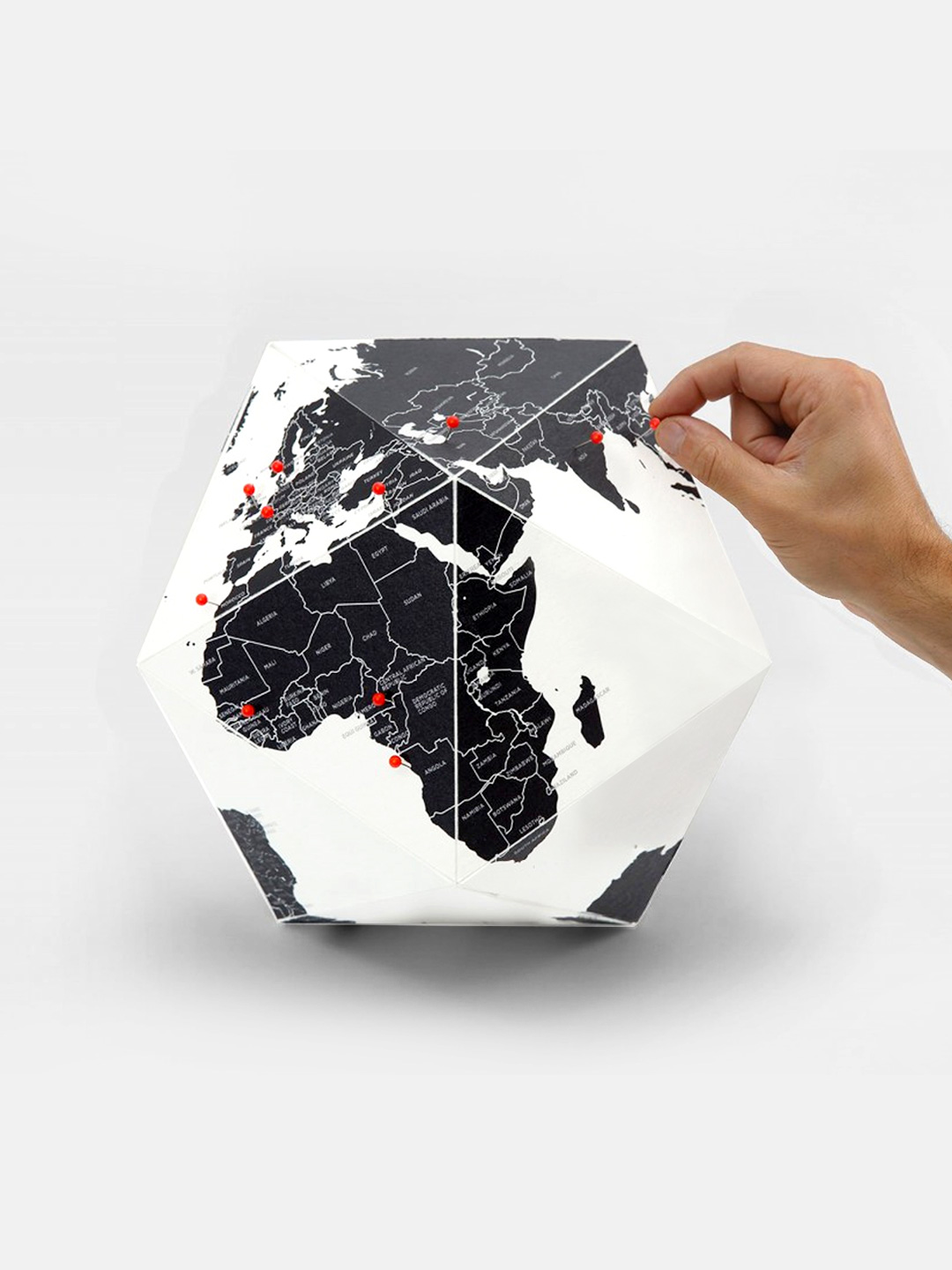 HERE The Personal Globe by Countries- Small