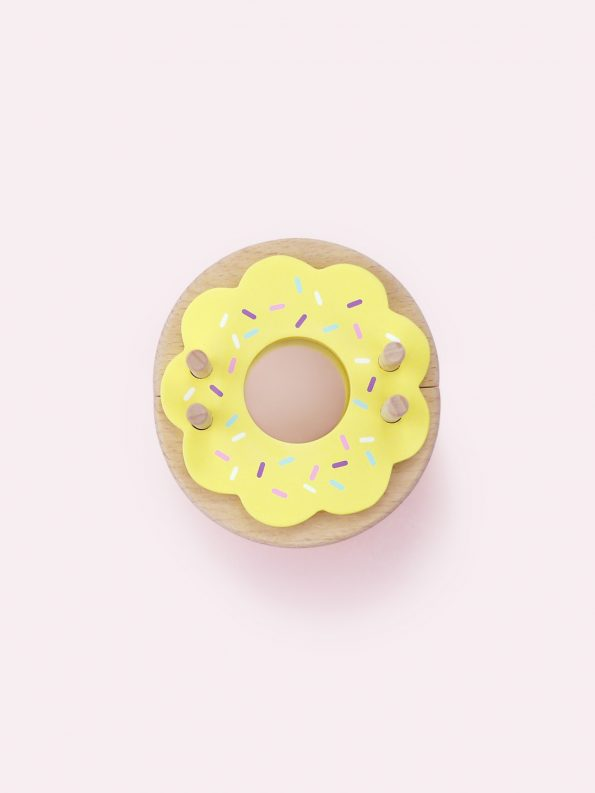 Donut Pom Maker – Lemon
