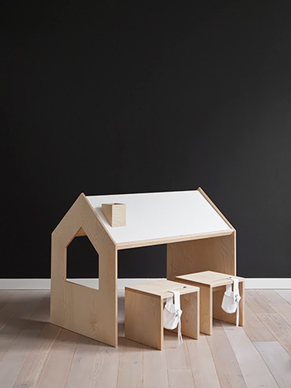 The Roof Collection - Playhouse Desk