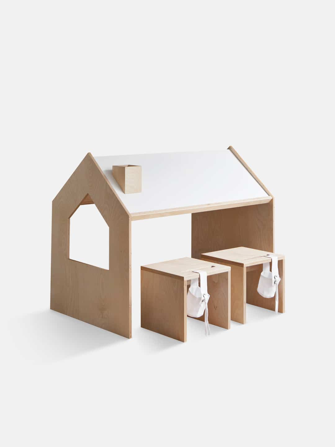 The Roof Collection Playhouse Desk Moon Picnic