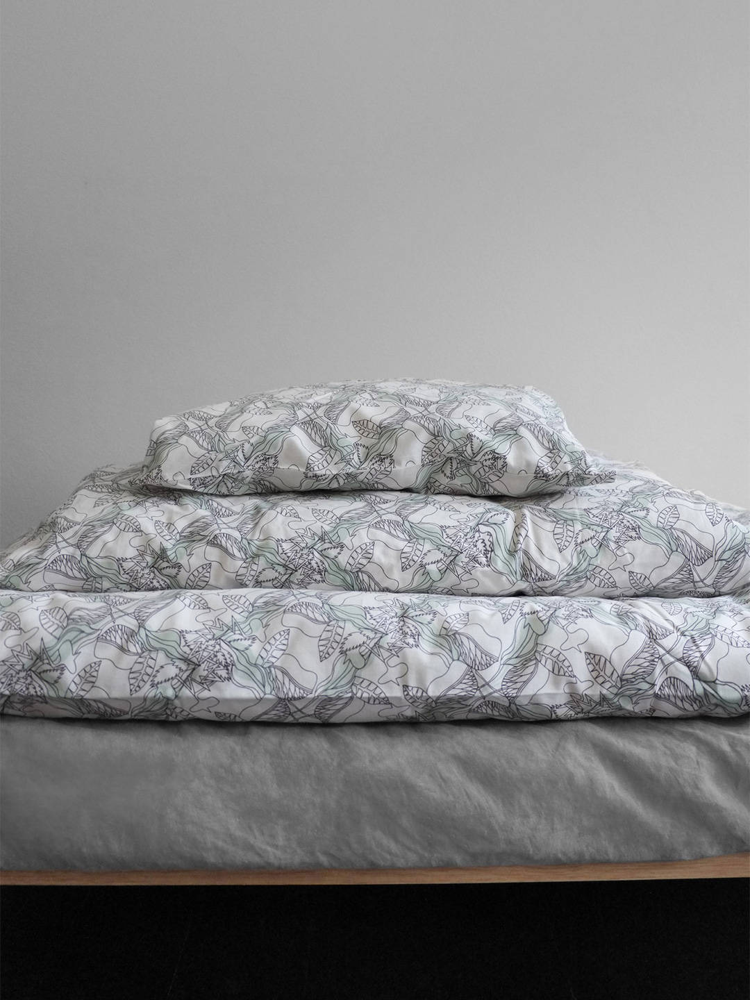 Botanic Print Junior Bedding