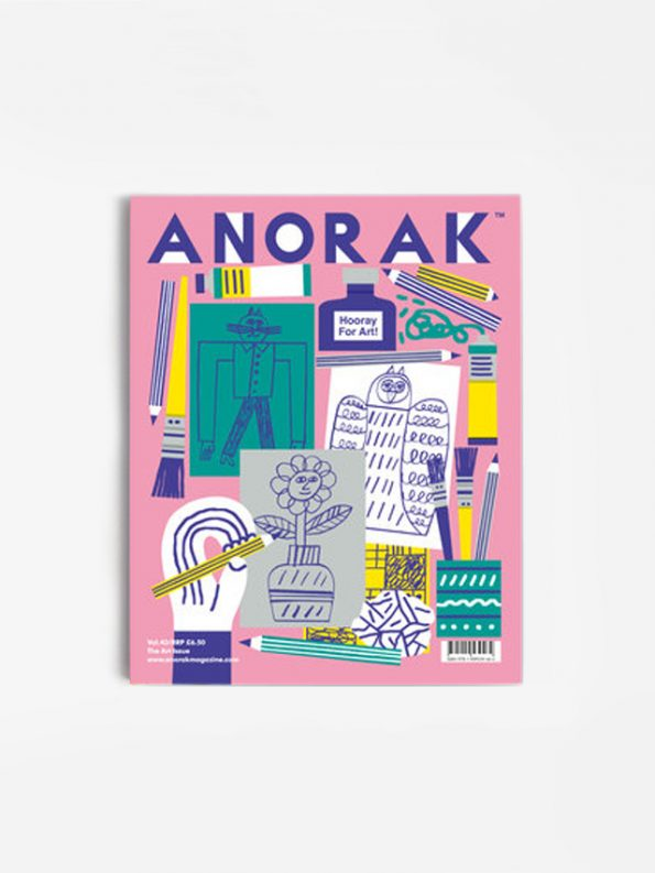 Anorak Magazine – Art