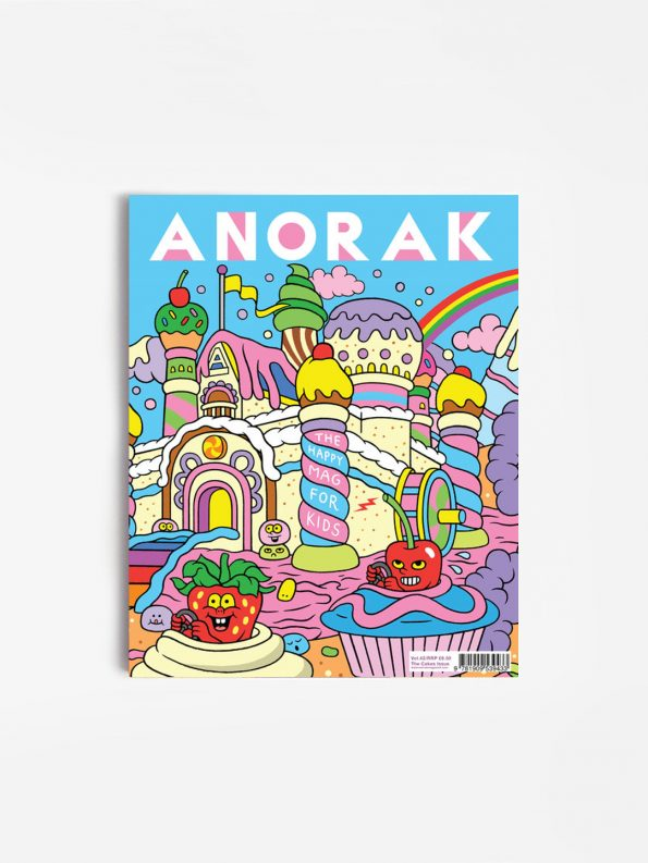 Anorak Magazine – Cakes
