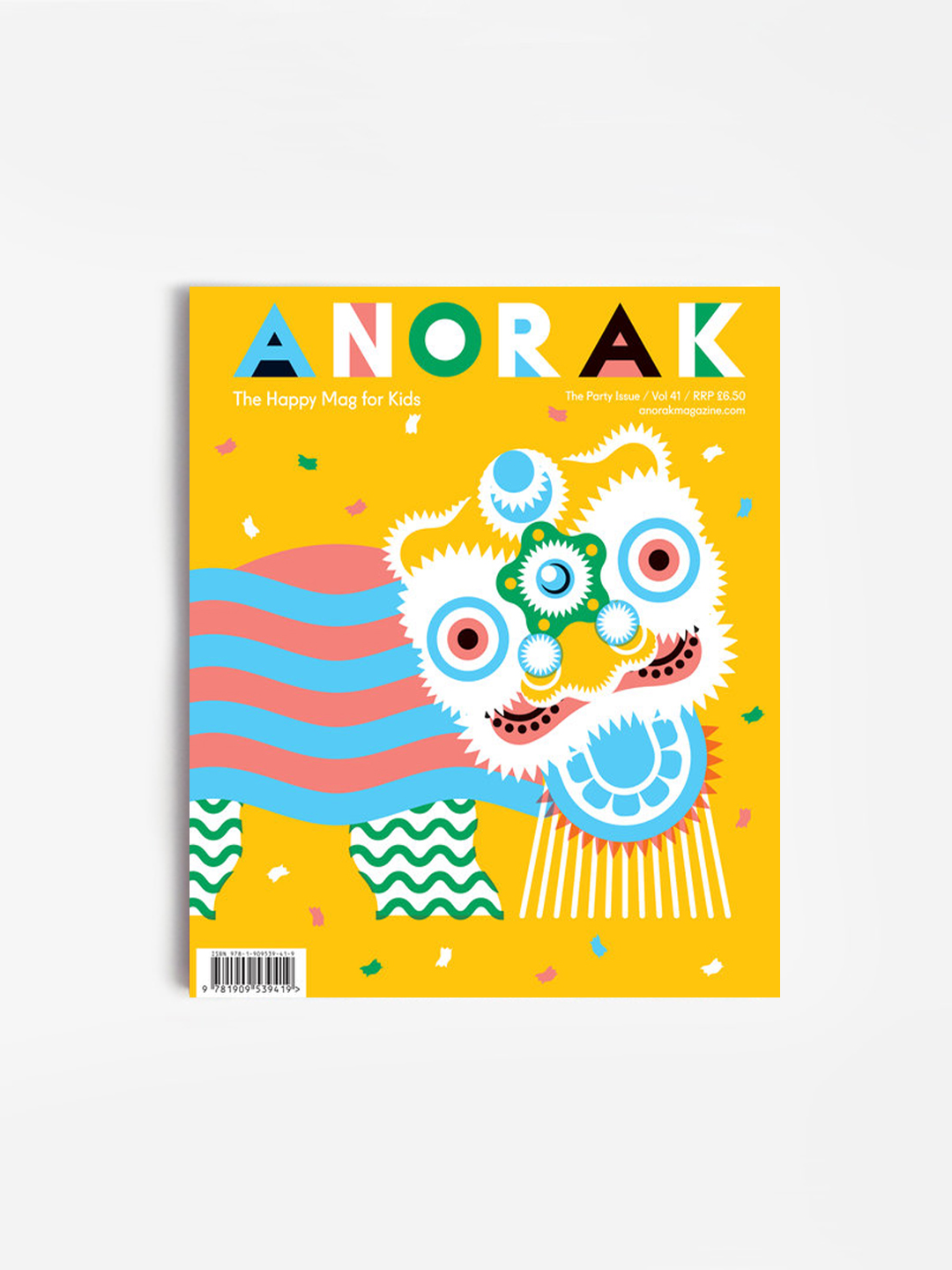Anorak Magazine – Party