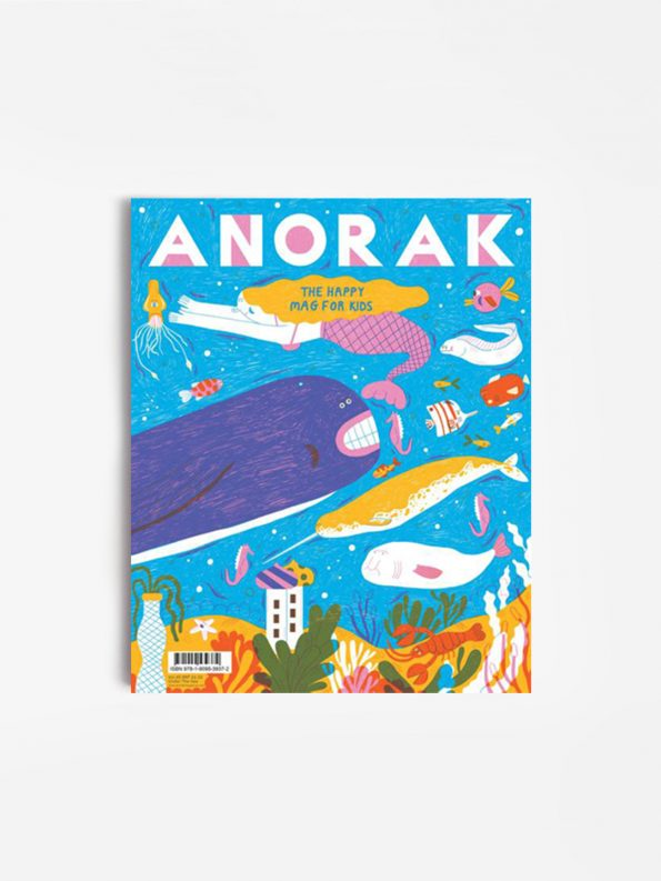 Anorak Magazine – Under The Sea